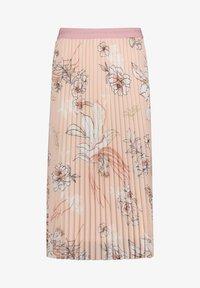 Betty Barclay - MIT BLUMENPRINT - Pleated skirt - rose/cream - 3