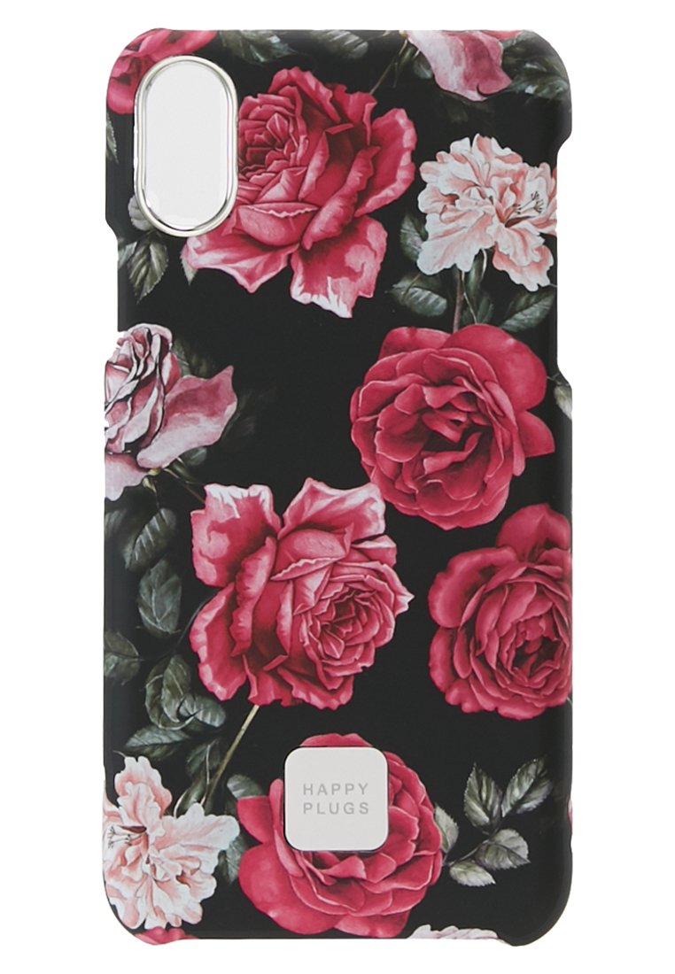 Happy Plugs IPHONE X SLIM CASE Mobilveske vintage roses