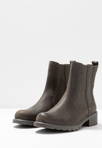 Clarks - Classic ankle boots - grey - 2