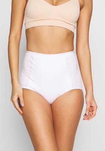 BRIEF 2 PACK - Shapewear - white