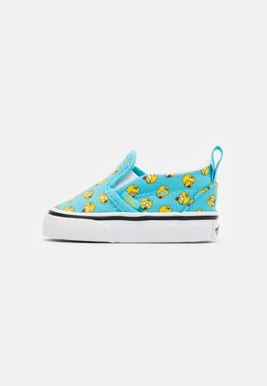 THE SIMPSONS  - Sneakersy niskie - turquoise