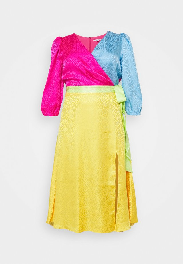 PALOMA DRESS - Cocktailjurk - multi-coloured