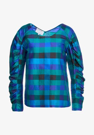 ALEXIS SLEEVE TOP - Bluse - multi colour check