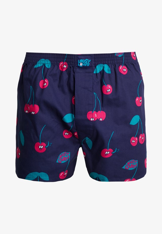 CHERRIE - Boxer shorts - blue