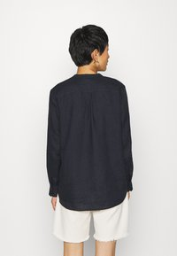 Marc O'Polo - BLOUSE LONG SLEEVED - Bluser - night sky - 2