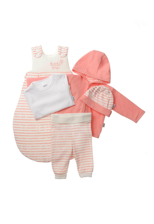 Kinder BABY-AUSSTATTUNG (SET, 5-TLG.) - Hemd