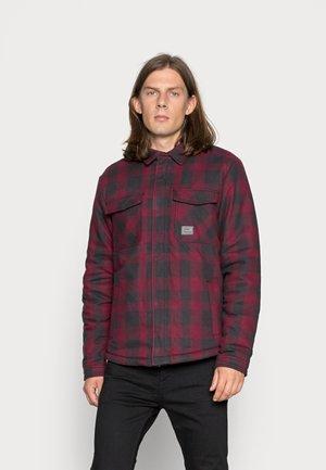 HEAVYWEIGHT - Light jacket - burgundy