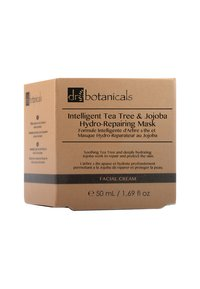 Dr Botanicals - TEA TREE AND JOJOBA HYDRO-REPAIRING MASK 50ML - Nachtverzorging - - - 1