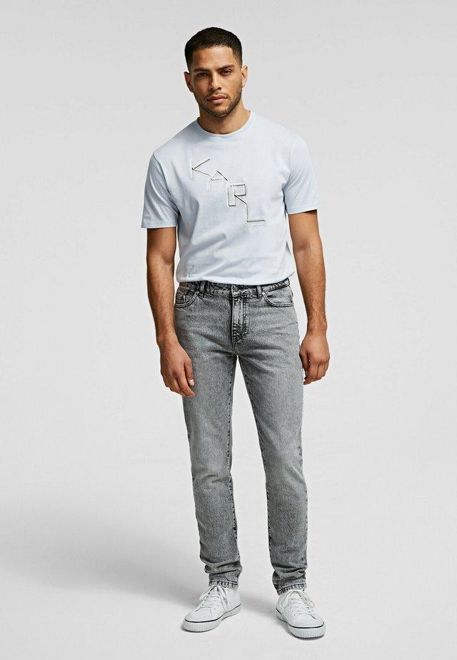 Jeans slim fit - Light Grey