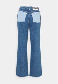 The Ragged Priest - GEMINI - Jeans straight leg - miced blue - 1