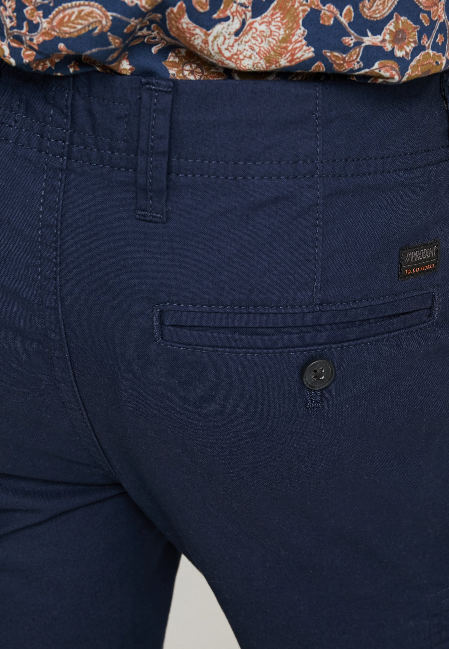 Homme PKTAKM WASHED CUFF  - Pantalon cargo