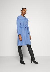 InWear - ZELENA COAT - Zimní kabát - light blue - 1