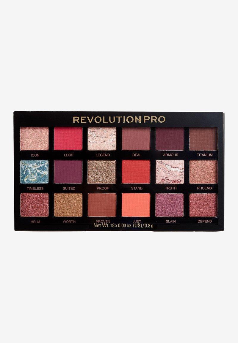 Revolution PRO - REVOLUTION PRO REGENERATION PALETTE LEGENDARY - Eyeshadow palette - -