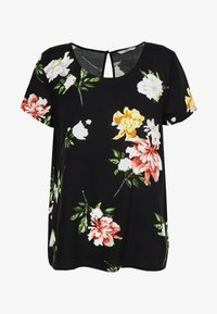 ONLY - ONLFIRST ONE LIFE - Blouse - black - 4