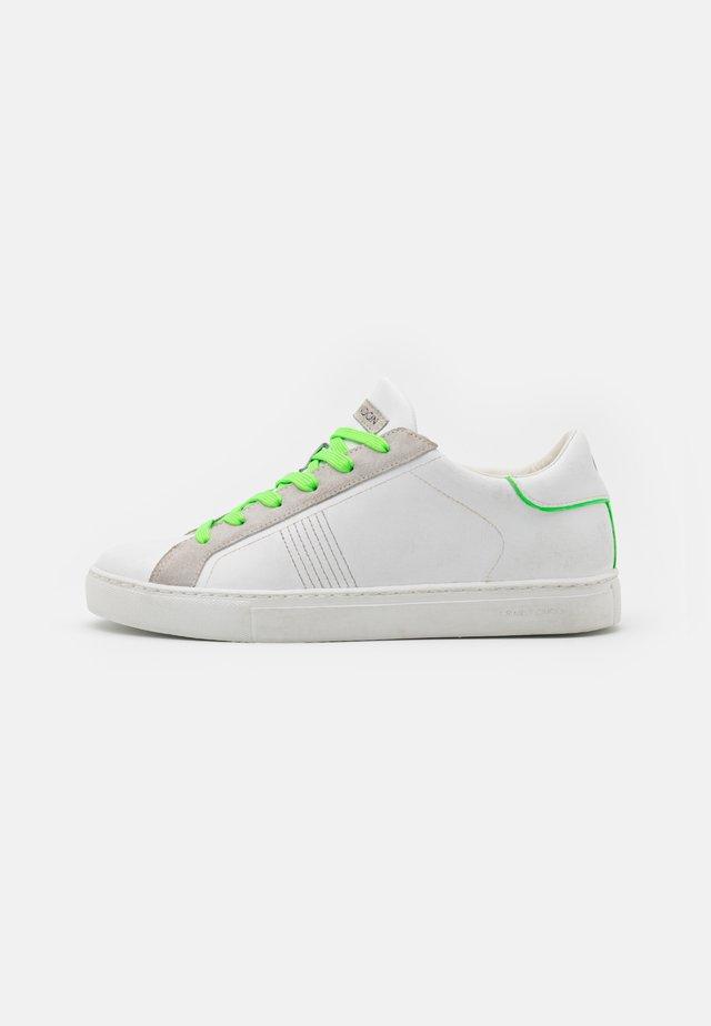 Sneakersy niskie - white/neon