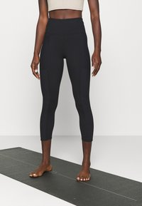 Cotton On Body - POCKET 7/8 - Leggings - black - 0