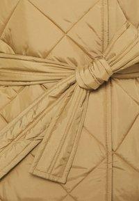ARKET - Classic coat - beige - 7