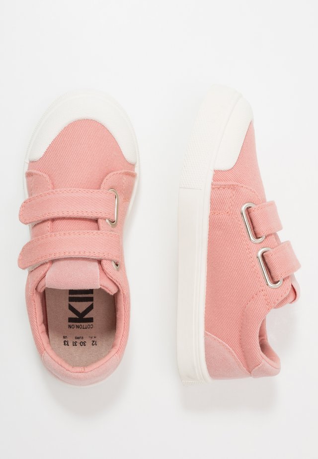MULTI STRAP TRAINER - Joggesko - dusty pink