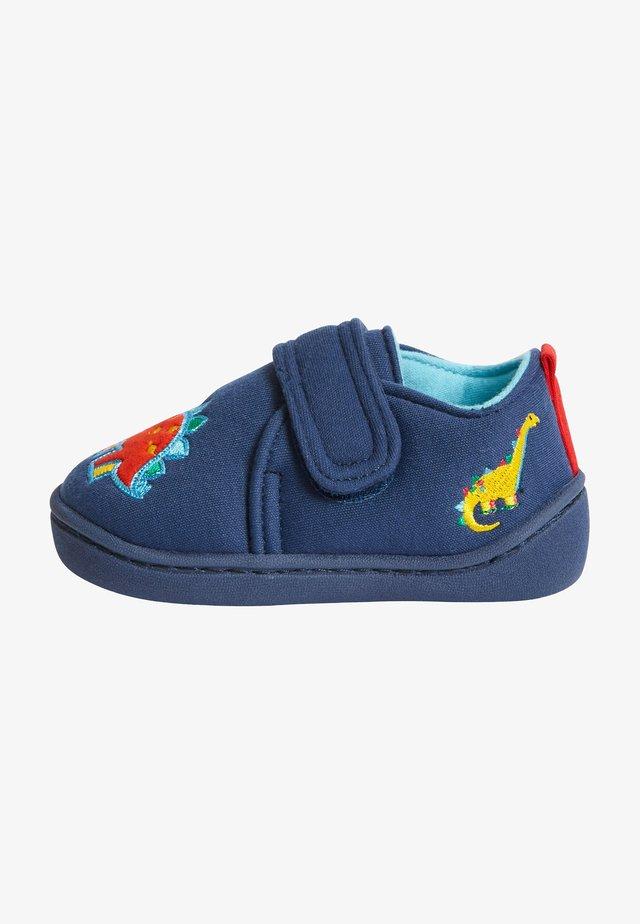 Klittenbandschoenen - blue