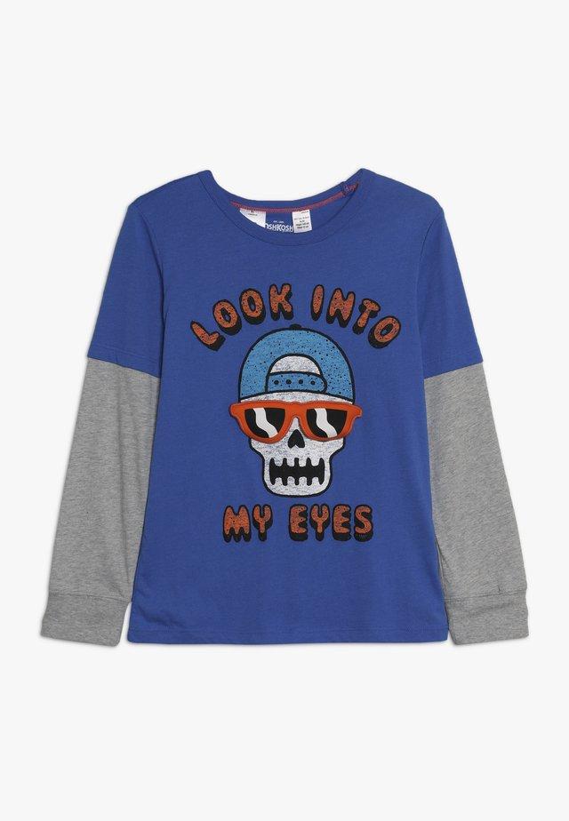 KIDS BASIC TEE - T-shirt à manches longues - blue