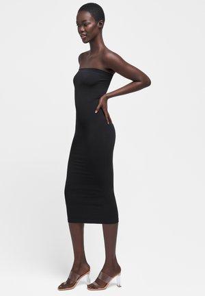 AURORA - Shift dress - black
