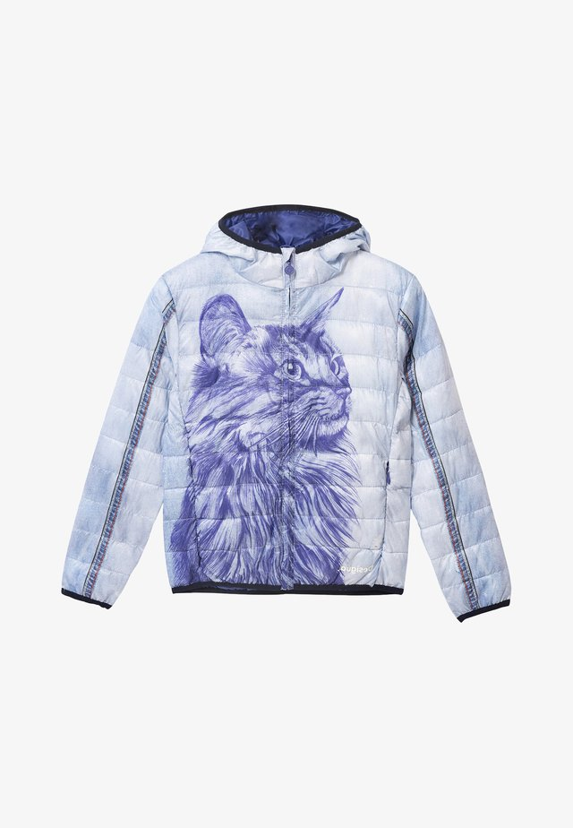 Kurtka zimowa - blue