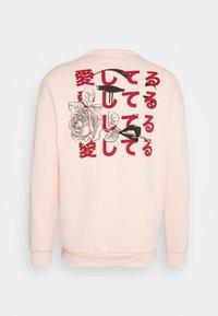 YOURTURN - UNISEX - Sweatshirt - pink - 1