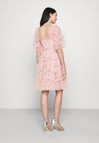 Needle & Thread - BIJOU ROSE MINI DRESS - Cocktailklänning - paris pink - 2