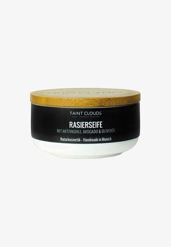 SHAVING SOAP - Hair removal - schwarz