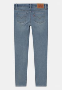 Levi's® - 710 SUPER SKINNY  - Jeans Skinny Fit - bleached denim - 1