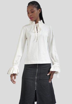 MILANO - Overhemd - weiß