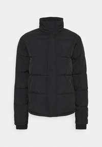 Cotton On - UNISEX ESSENTIAL RECYCLED PUFFER JACKET - Winter jacket - black - 0