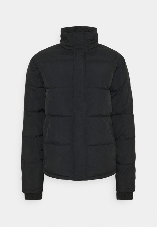 ESSENTIAL PUFFER JACKET - Winter jacket - black
