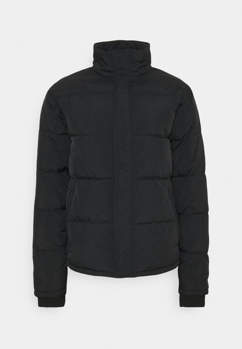 Cotton On - UNISEX ESSENTIAL RECYCLED PUFFER JACKET - Winter jacket - black