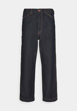 D-FRANKY - Jeans baggy - dark blue