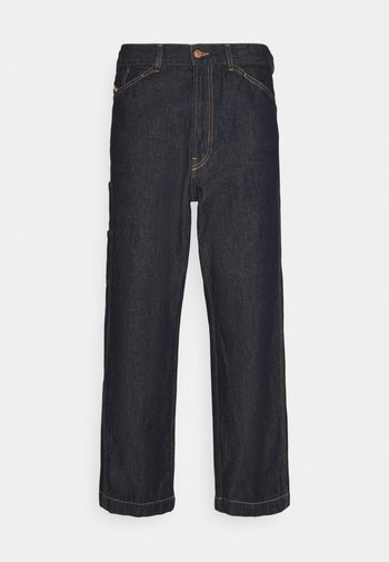 D-FRANKY - Relaxed fit jeans - dark blue