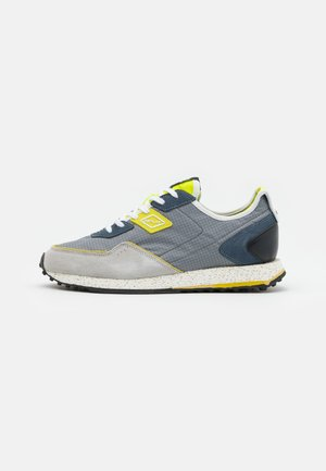 ROAD - Trainers - gray/lime