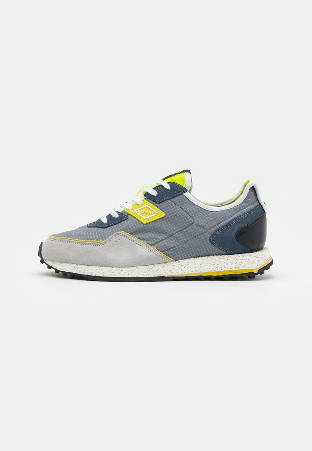 ROAD - Sneakers laag - gray/lime