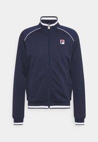 Fila - SPIKE - Sportovní bunda - peacoat blue - 0