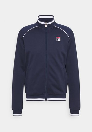 SPIKE - Training jacket - peacoat blue