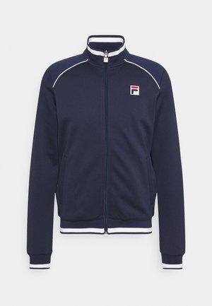 SPIKE - Sportovní bunda - peacoat blue
