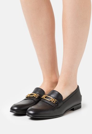 MARSY FLAT - Instappers - black