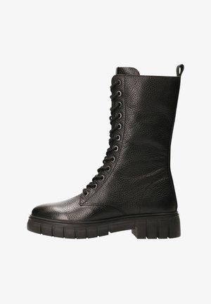 TIMO - Veterboots - black