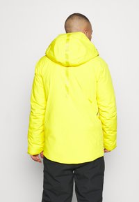 Oakley - Snowboard jacket - black/white - 3