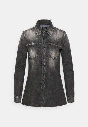 CAMICIA - Skjorte - dark grey