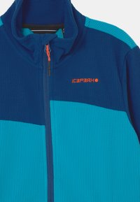 Icepeak - KENTWOOD UNISEX - Fleece jacket - blue - 2