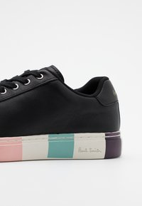 Paul Smith - LAPIN - Baskets basses - black - 4