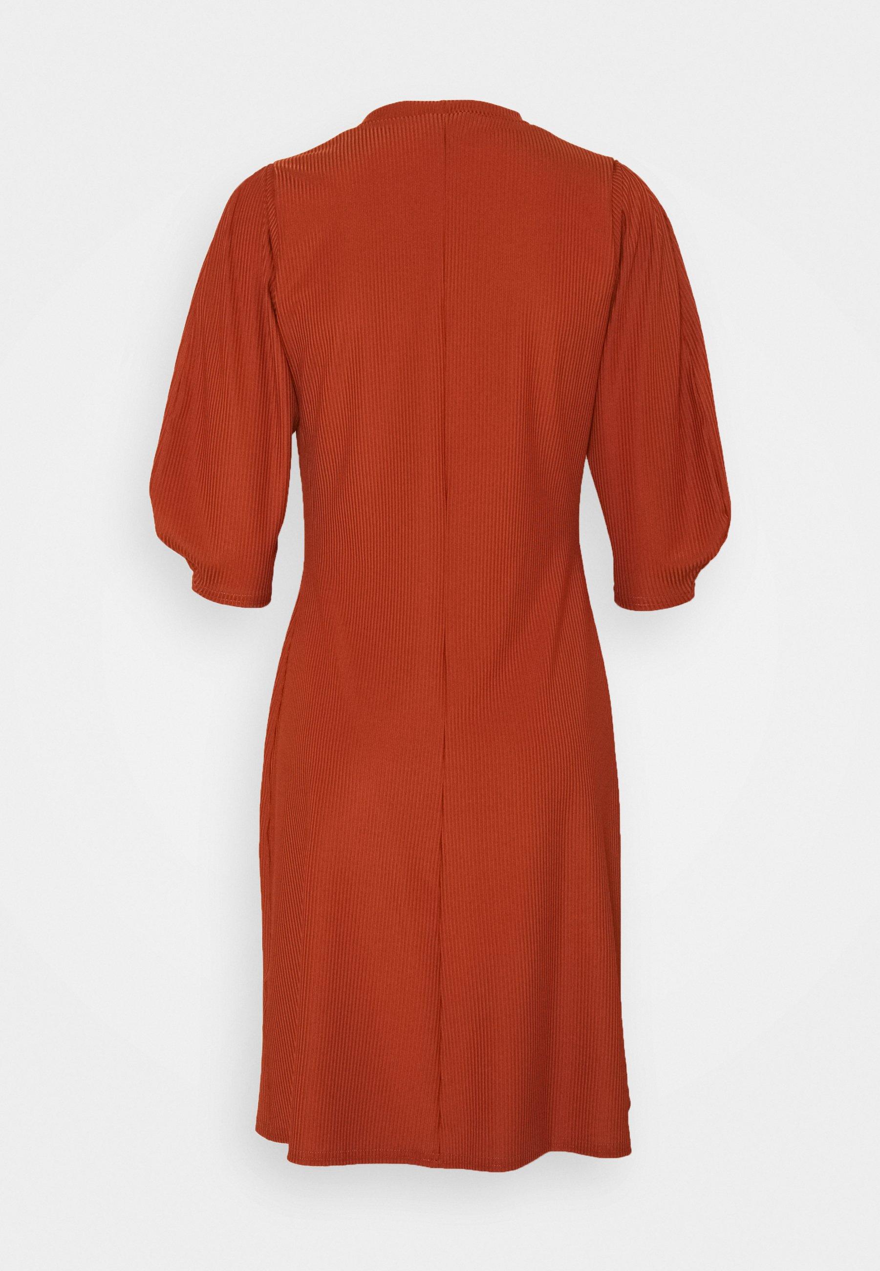 Damen HIGH NECK A LINE DRESS - Freizeitkleid