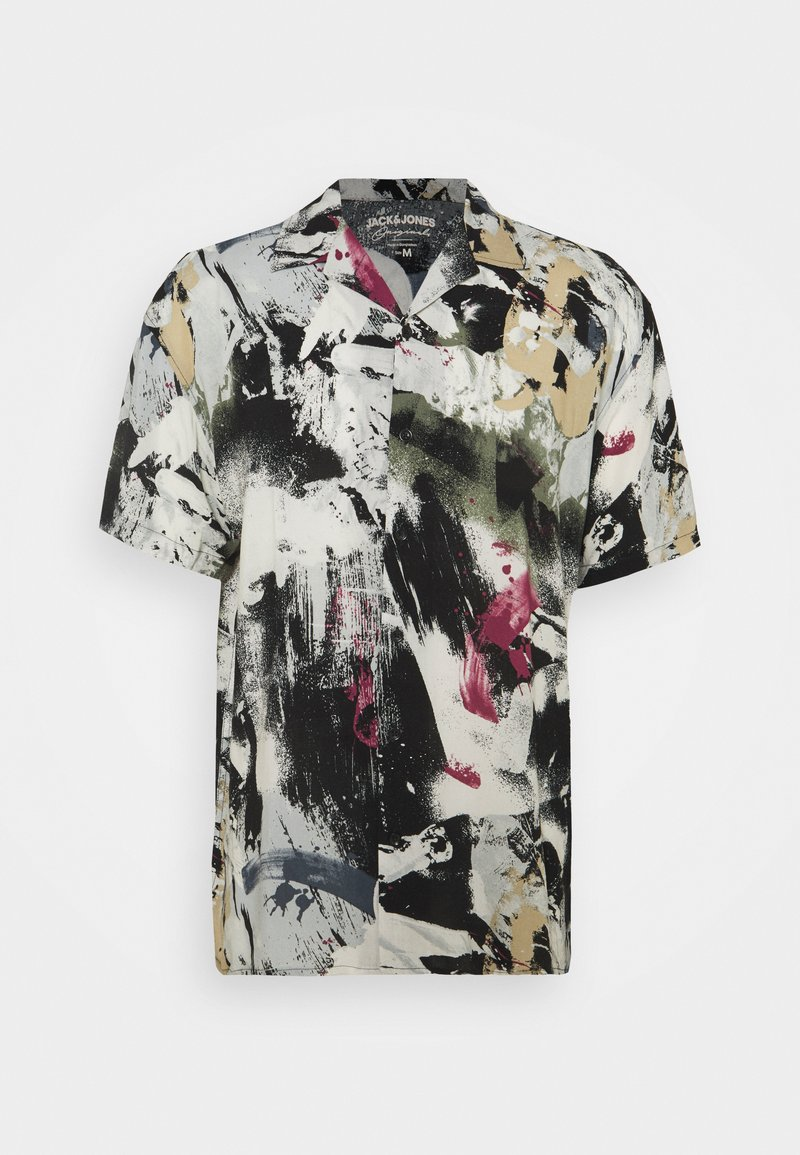 Jack & Jones - JORFESTIVAL RESORT - Camisa - silver birch
