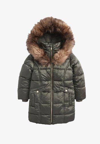 Winter coat - green